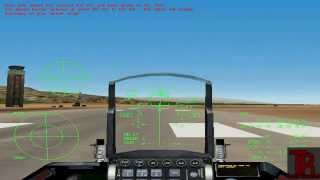 F-16 Aggressor gameplay
