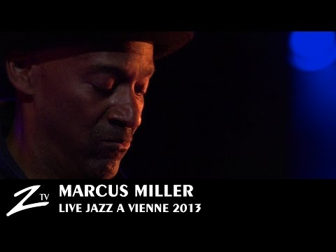 "Marcus Miller & Keziah Jones ""I'll be there & Come together"" - Jazz à Vienne 2013"