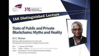 State of Public and Private Blockchains: Myths and Reality