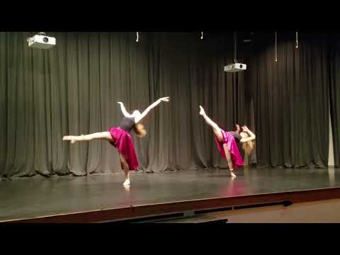 Oakbrook Preparatory School Dance Recital, Abbie & Reagan