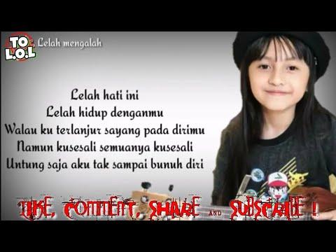 Alyssa Dezek - Lelah Mengalah (Lyric Cover) By Nayunda | Musik Paling Nyesek !!
