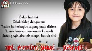 Gambar cover Alyssa Dezek - Lelah Mengalah (Lyric Cover) By Nayunda | Musik Paling Nyesek !!