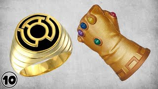 Top 10 Super Villain Weapons