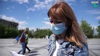 Акция против Зеленского Стоп реванш в Николаеве