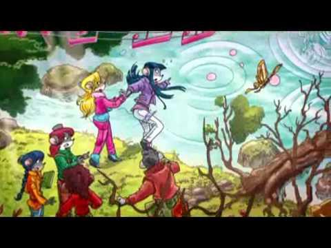 El secreto de las hadas del lago - YouTube