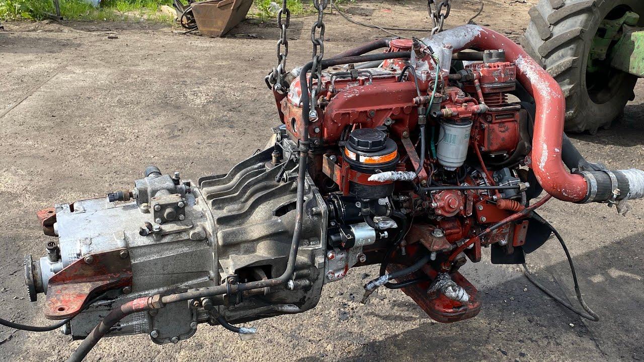 Запуск двигателя FIAT 8040.45 IVECO EUROCARGO Отправка ДВС D12D460  в Белгород Разборка грузовиков