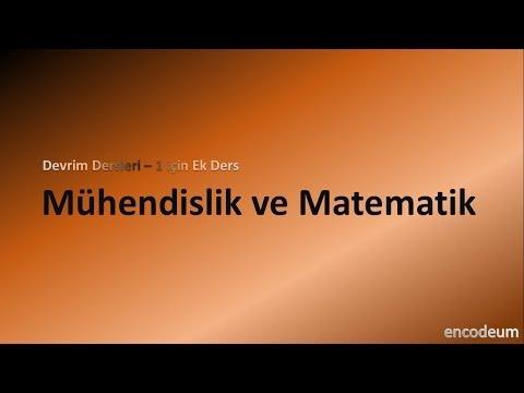 Mühendislik ve Matematik