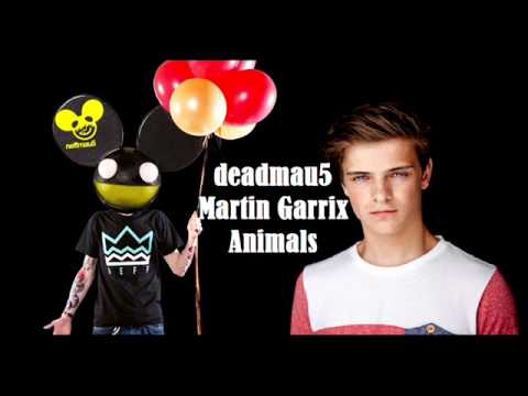 Martin Garrix - Animals (Deadmau5 Troll Remix)