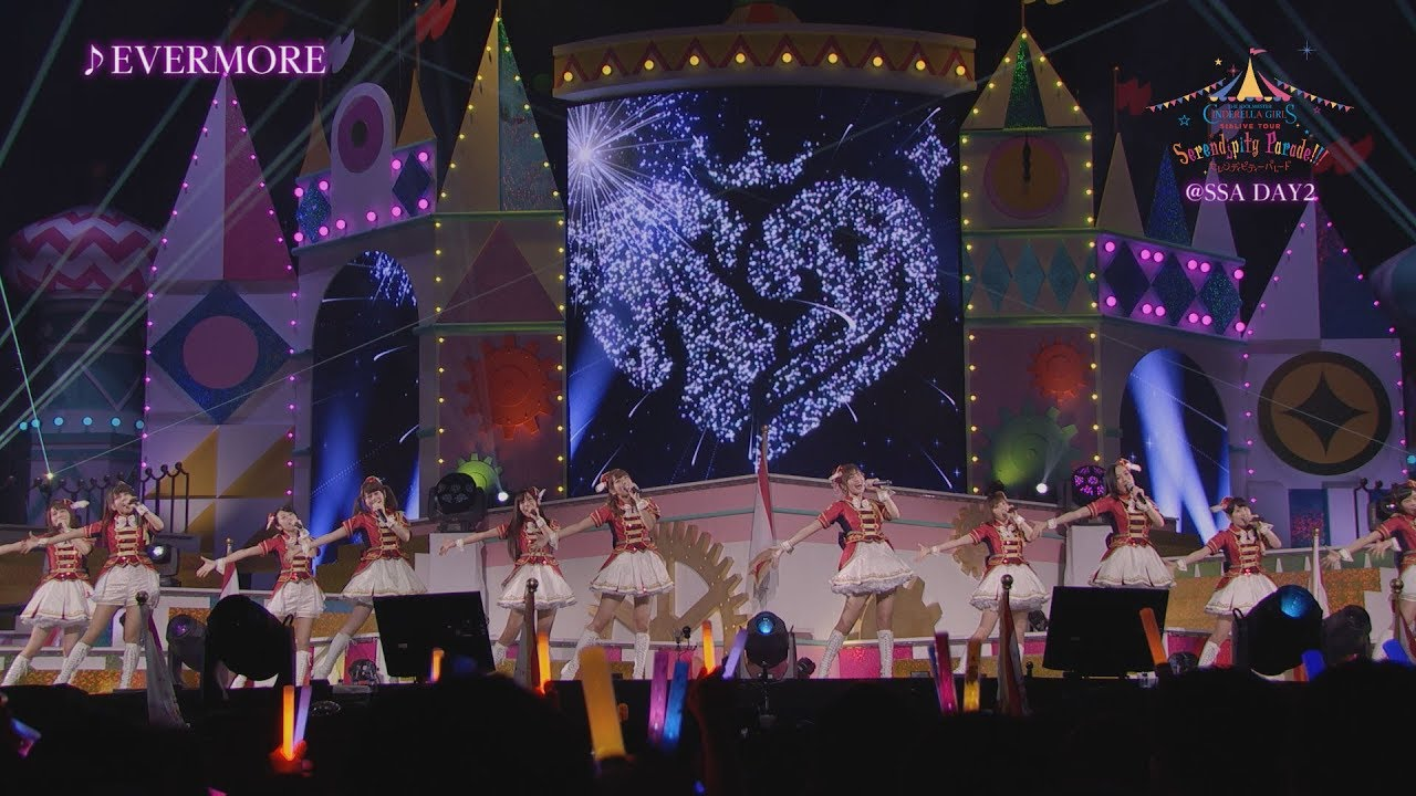 【SSA公演DAY2】THE IDOLM@STER CINDERELLA GIRLS 5thLIVE TOUR Serendipity Parade!!!