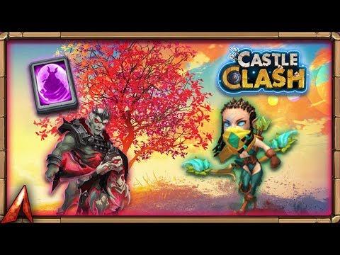 NEW LEGEND! THAT LUCK! F2P Castle clash