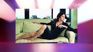 Caitlyn Jenner en una reunión transgénero