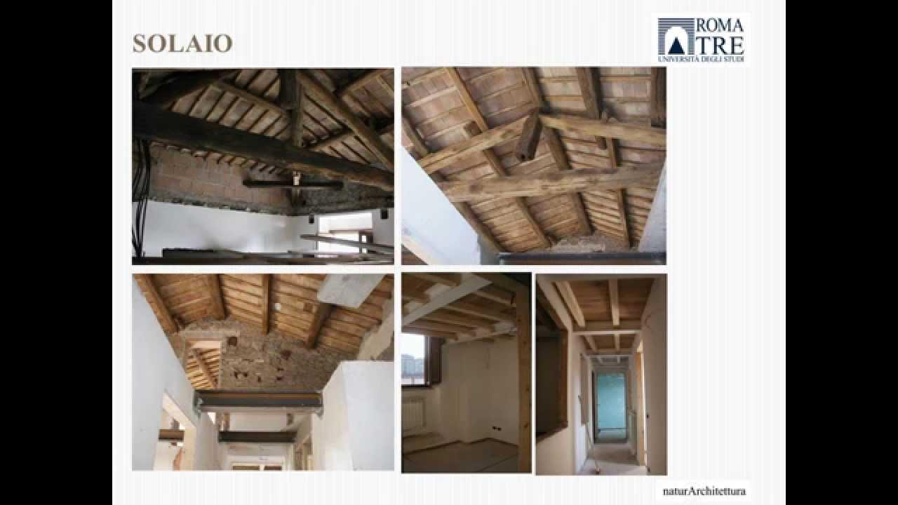 Corso di tecnologie del restauro universit degli studi for Studi di architettura roma