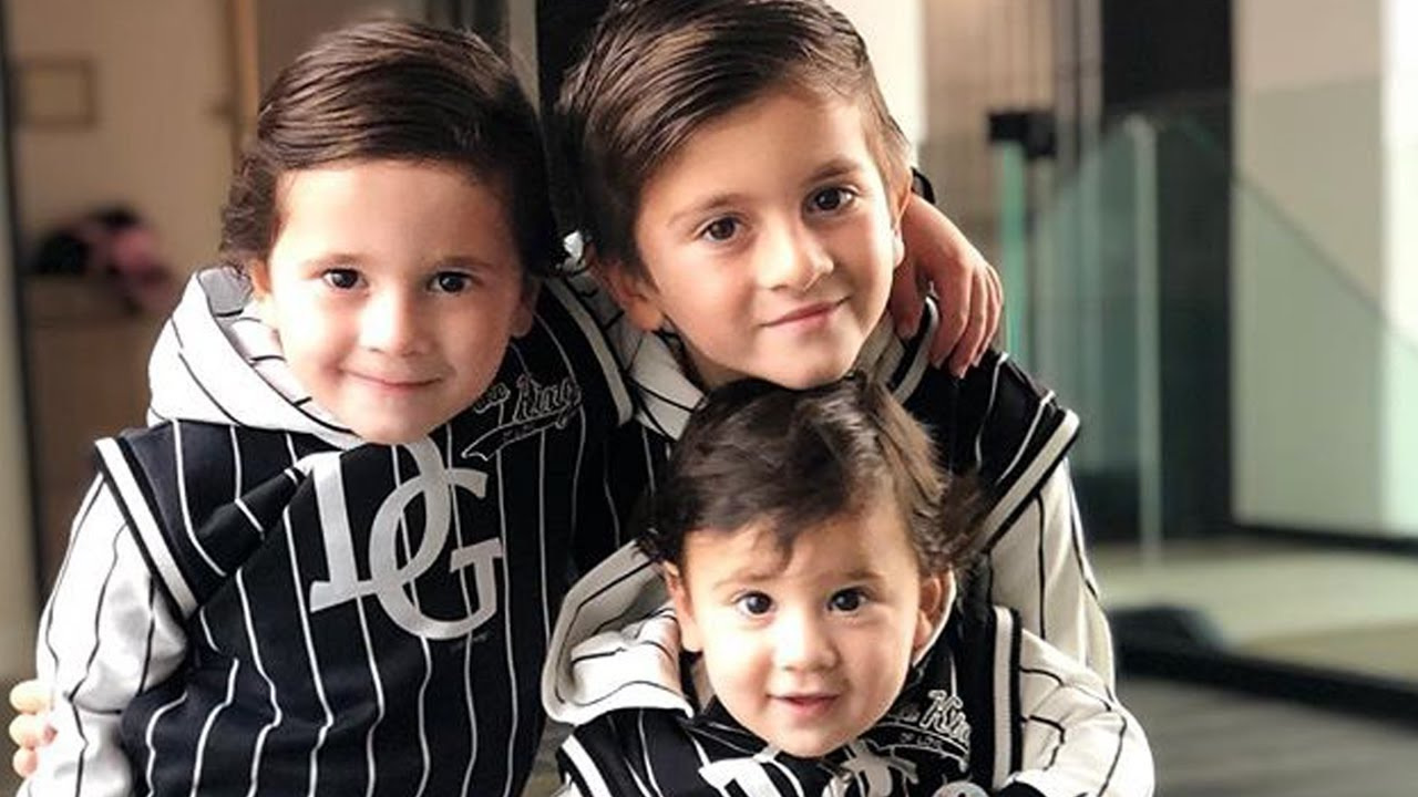 Image result for messi sons 2019