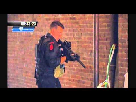 iCOMBAT Training: ETU Episode 9 Hunter Killer and 10 Kingpin