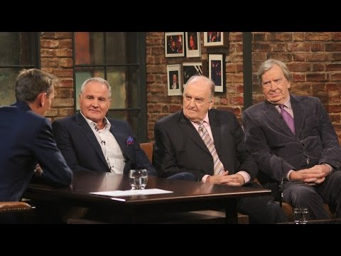 "George Hook on his ""friendship"" with Tom McGurk and Brent Pope 