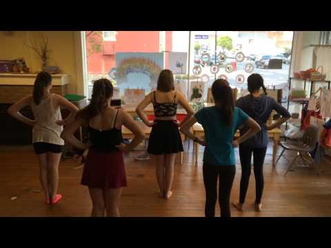 BAAY Mary Poppins || Supercala... Practice video!