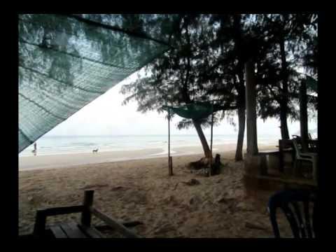 Thailand Chanthaburi Chao Lao Beach Metal Detecting 19 April 2016