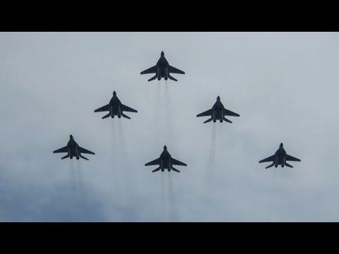 «Эстафета Победы» и полет над Ереваном в честь ветеранов