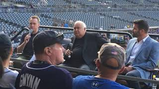 Padres Town Hall with Ron Fowler and AJ Preller 9-27-18
