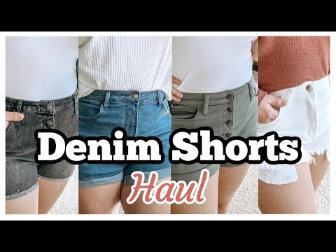 denim-shorts-haul!!-|-try-on-haul-|-summer-favorites-|-#summeroutfitideas-#jeanshorts