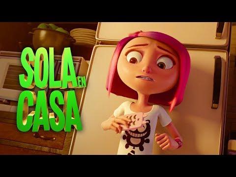 SOLA EN CASA   Tráiler Español   5 Enero en Cines