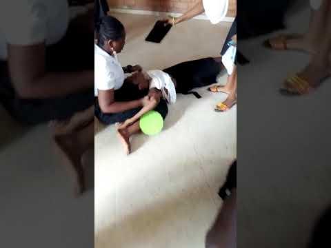 TOGO le régime a tiré les gaz sur les élèves en classe.ce 29/11/2018 à Lomé