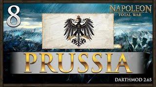 KILL ZONE AT THE BRIDGE! Napoleon Total War: Darthmod - Prussia Campaign #8