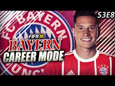THE FIGHT FOR THE BUNDESLIGA TITLE! DRAXLER IS ON BEAST MODE!! - FIFA 18 Bayern Career Mode S3E8