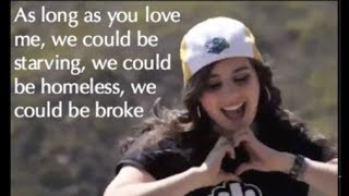 """As Long As You Love Me"" - Cimorelli (Cover - Lyrics)"