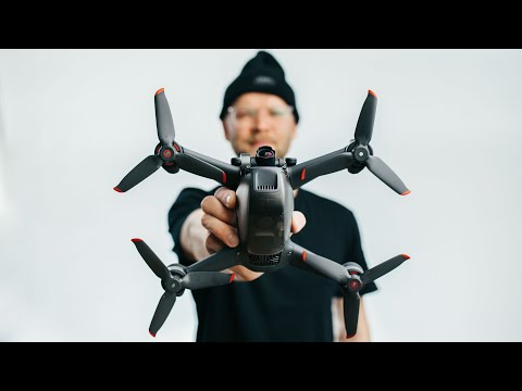 The FIRST DJI FPV DRONE - Its COMPLETELY Different!