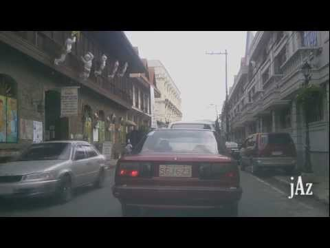 [HD] Getting Out of The Walled City (Intramuros Manila)
