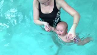 Мамам на заметку разминка-Обучение плаванию в бассейне в Минске для детей (Курсы,Секция,занятия)
