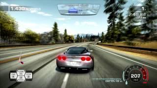 NFS Hot Pursuit - Corvette ZR1