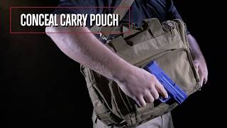 Concealed Carry Bag - Rothco Product Breakdown