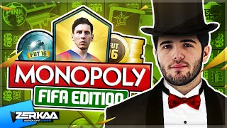 IT BEGINS | MONOPOLY FIFA #1 | FIFA 16 ULTIMATE TEAM