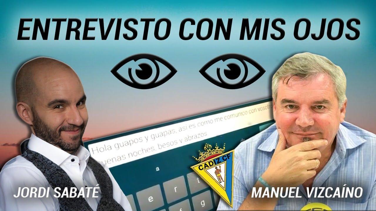"""""""Me encanta ver series y estar con mi familia"""" - Entrevista a Manuel Vizcaíno #42 - ELA/ALS"""