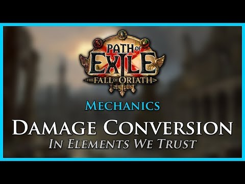 Path of Exile: Damage Conversion