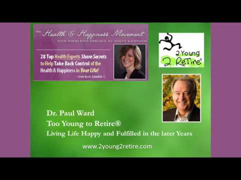 Too Young to Retire  Interview with Dr  Paul Ward, July 2015