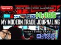 Trade Journal | My Modern Trade Journaling | How it works