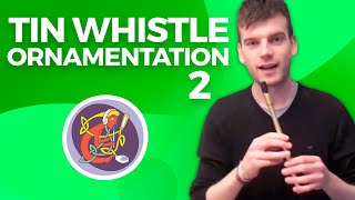 Expert Irish Tin Whistle Lessons/ Tutorials from Online Academy of Irish Music with Thomas Johnston.