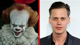 7 Personas detrás de los Monstruos que NO Creerás Como son Realmente   FoolBox TV   Actor de IT