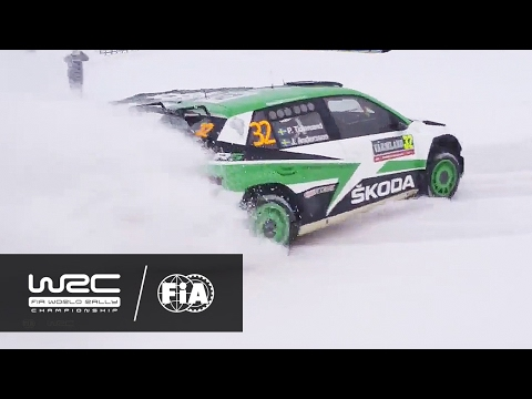 WRC 2 - Rally Sweden 2017: WRC 2 Event Highlights