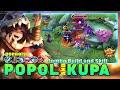 Popol Kupa Combo Build and Skill Top 3 Global Popol And Kupa peenoise ~ Mobile Legends
