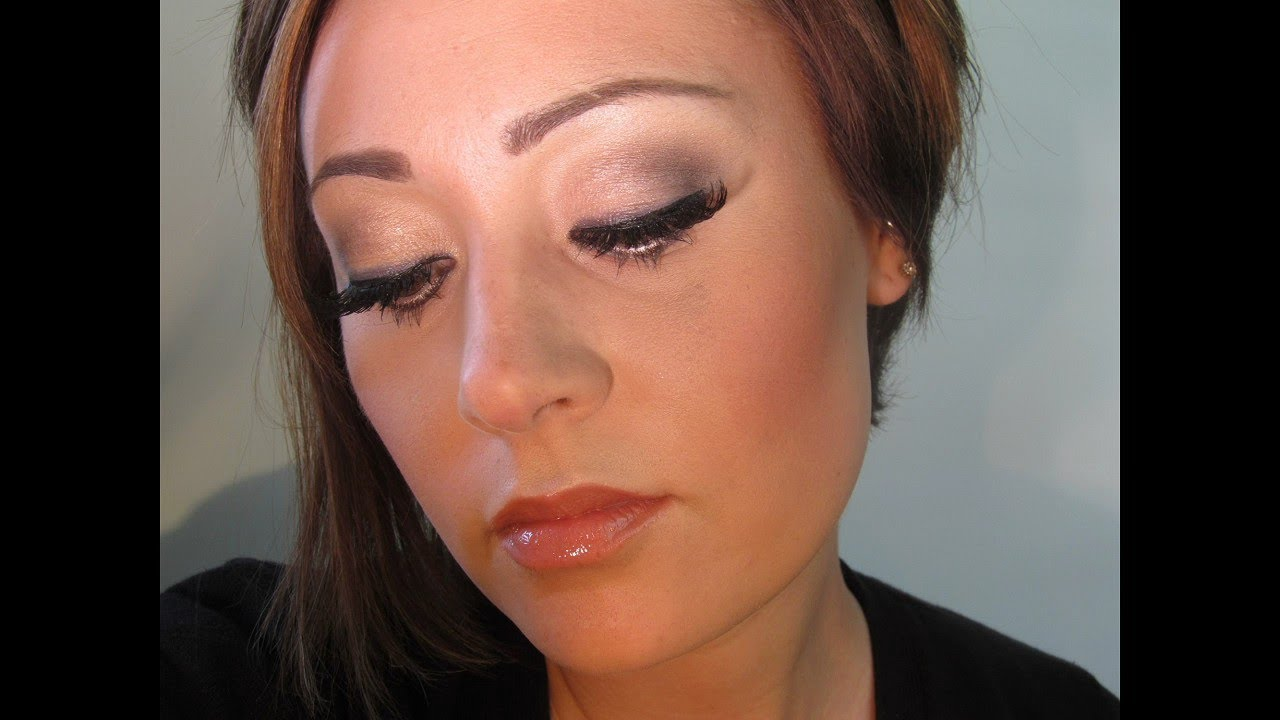 Monica Belluci Makeup Recreate Tutorial Youtube