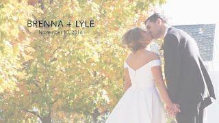 Brenna + Lyle First Look Trailer