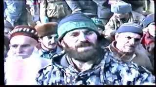Грозный.1994/1995.тв Хроника русско-чеченской войны.Ш Басаев.