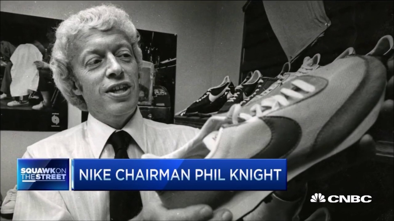 #SecretsSelfMadeBillionaires 0070 Phil Knight & Nike First 50 Years