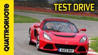 Lotus Exige S 2014 Test Drive