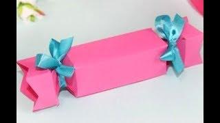 поделки из бумаги за 5 минут.Сделать Подарки своими руками в День рождения, День Матери,8марта