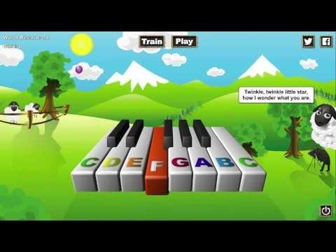 Foriero Music Keys - Learn to play piano keyboard